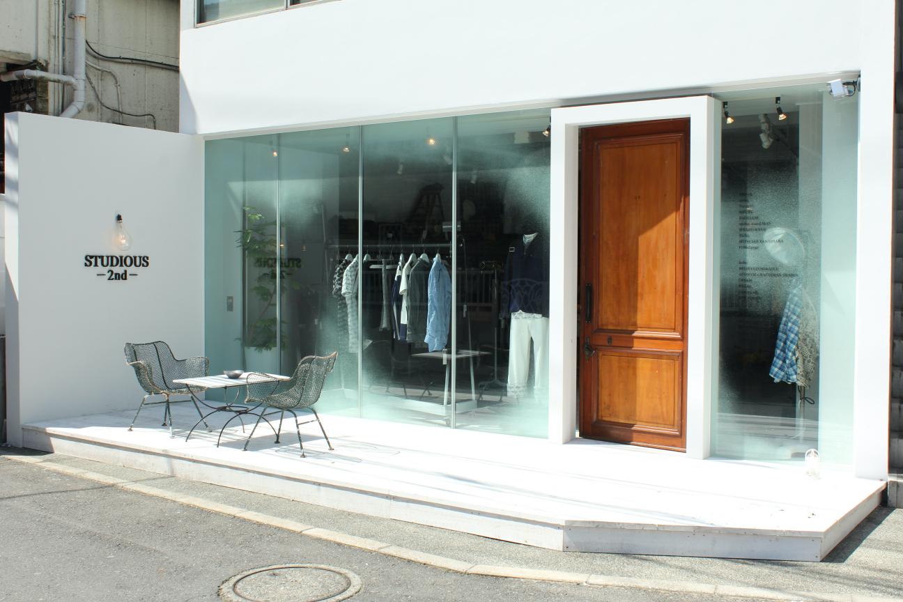 STUDIOUS 2nd 原宿店 OPEN