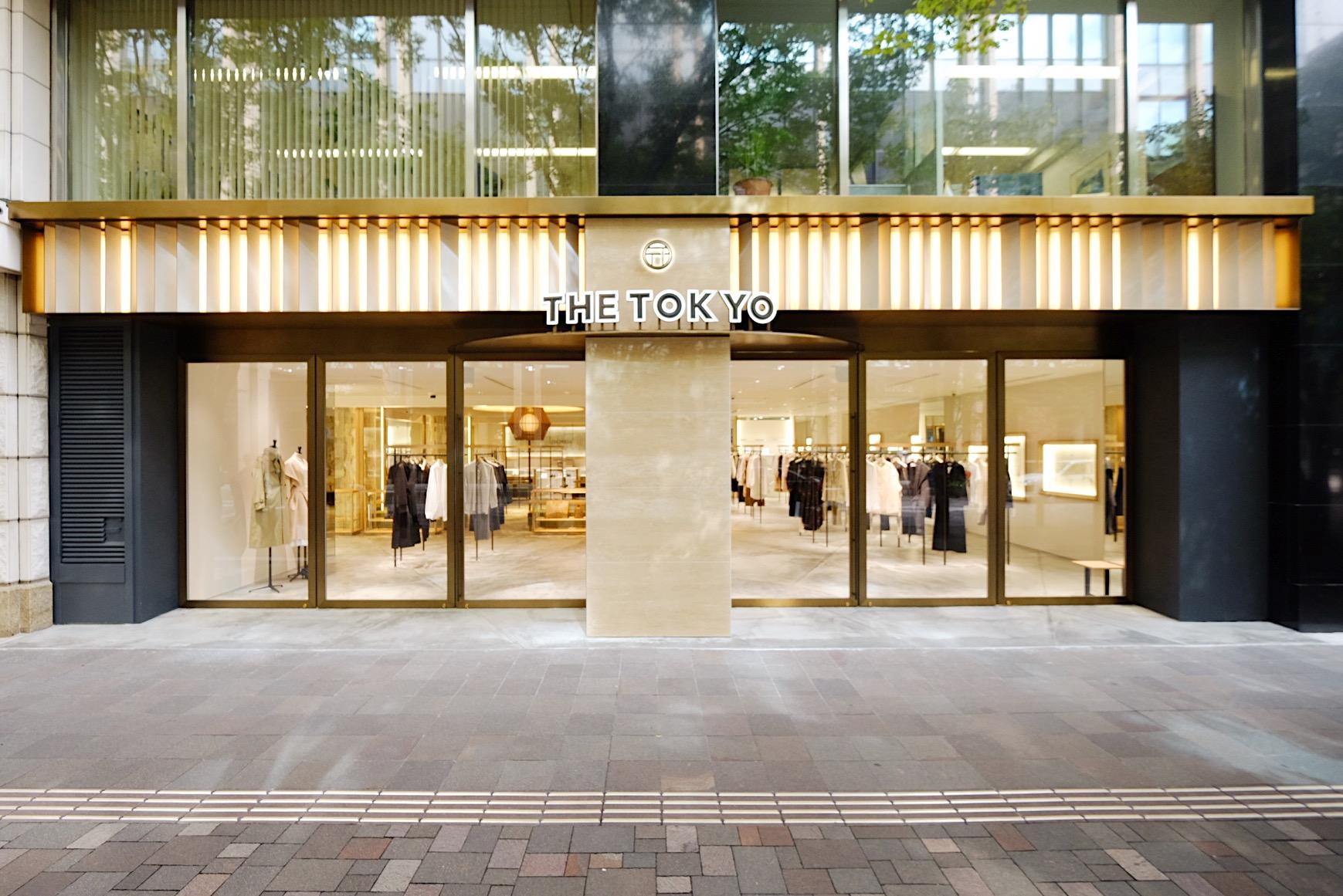 THE TOKYO事業 START